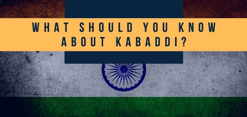 about kabaddi