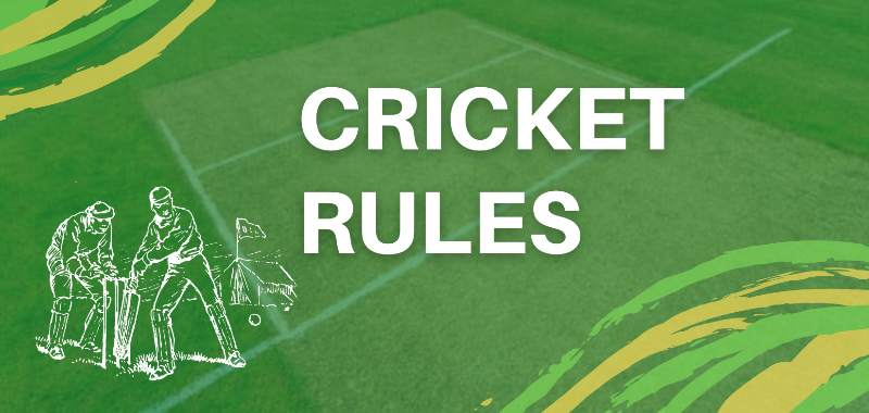 cricket rules