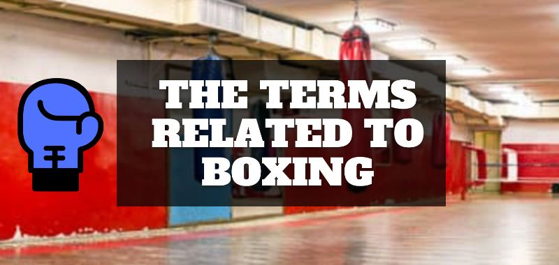 boxing terms