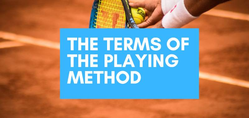 terms of tennis